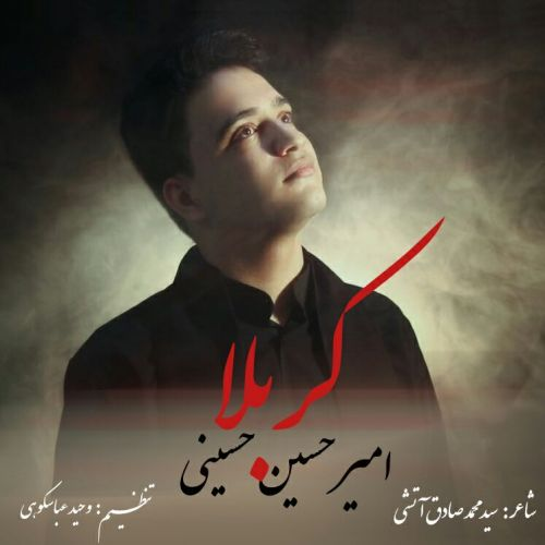 دانلود آهنگ جدید امیر حسین حسینی کربلا